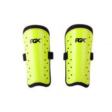 Футбольные щитки RGX-8449 Неон лайм