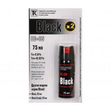 Баллон Black 75мл струйно-аэрозольный